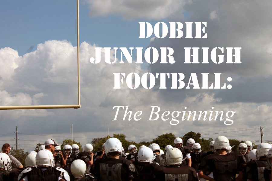 Dobie Football: The Beginning