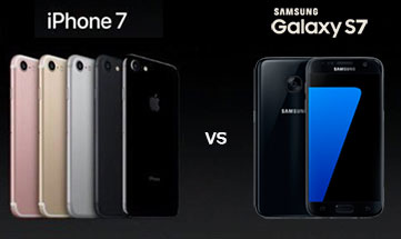 iPhone vs Samsung: You Decide