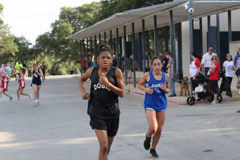 Dobie 8th graders prepare for high school sports