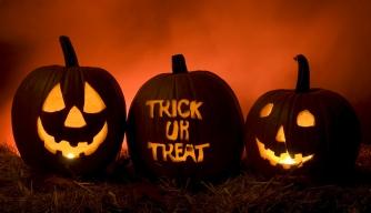 We Scream For Halloween!