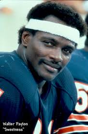 Personal view: Walter Payton, my favorite athlete