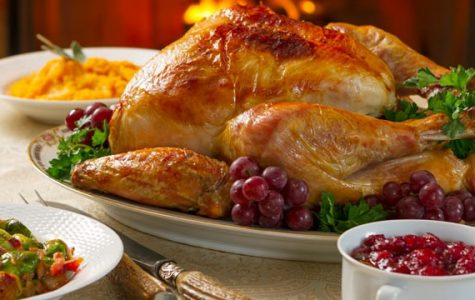 Thanksgiving almost here