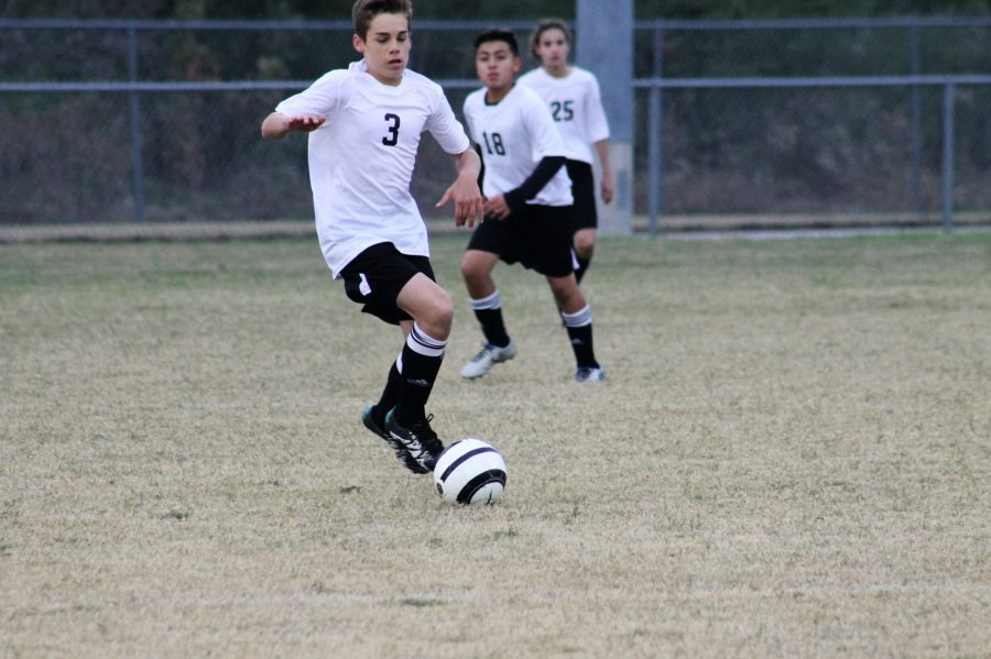 Boys soccer season winds down