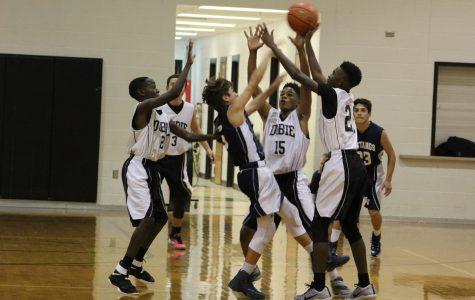 Dobie basketball teams begin their season