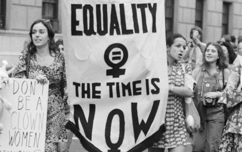 Women's rights making a storm