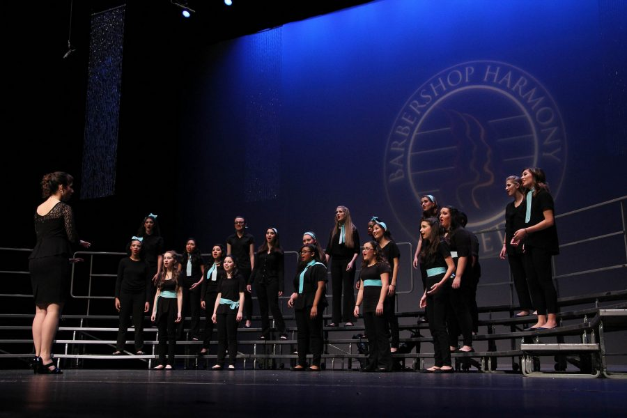 Personal view: the time of my life as a choir