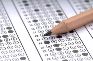 Exam scores do not reflect student performance
