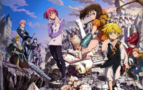 The Seven Deadly Sins Anime Is Popular Among Students