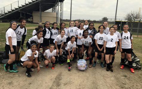 Girls Soccer season is near