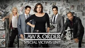 Personal view: Law and Order is interesting