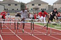 Getting of on the right foot: Dobie 8th grade track