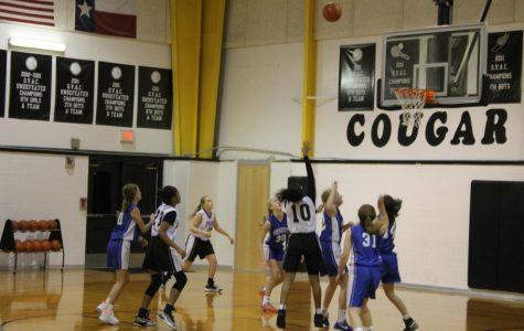 Girls basketball making Cougars proud