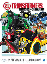 Personal View on Transformers: Robots in Disguise 2015