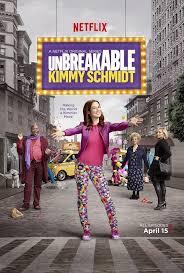 Hilarious Netflix series Unbreakable Kimmy Schmidt