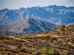 Photos of the Arizona Trail that stretches from Utah to Mexico, straight through Arizona.