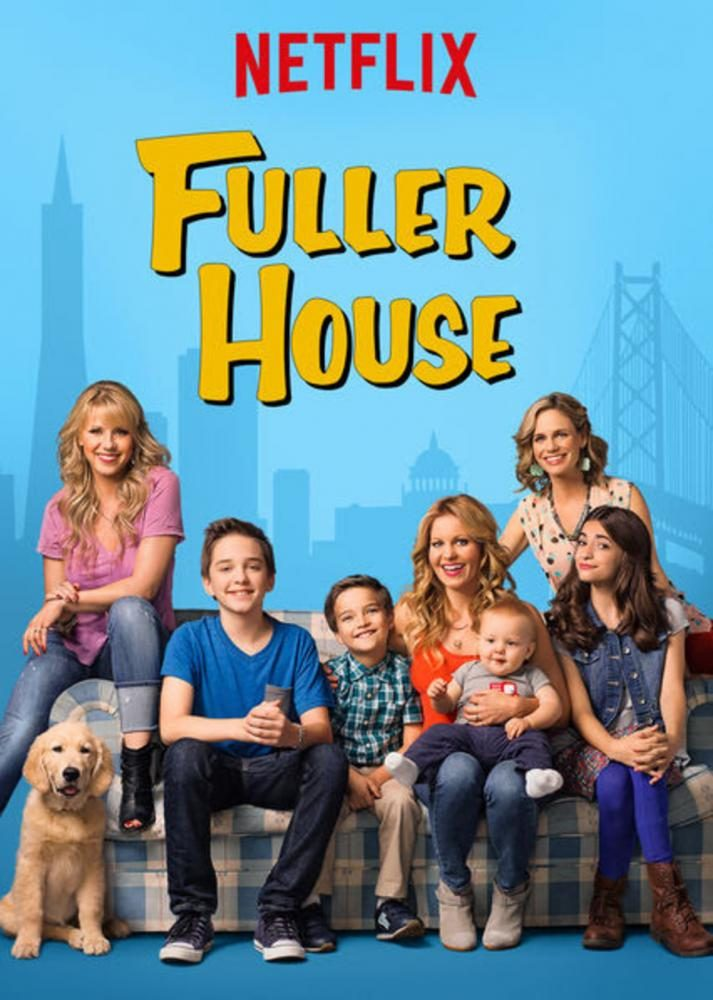 Personal view: Fuller House is an amazing show
