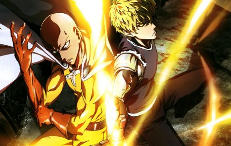 One Punch Man is now very well-known at Dobie
