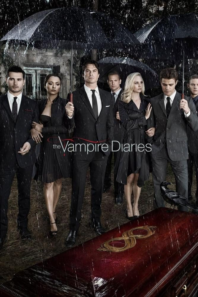 Personal View: The Vampire Diaries