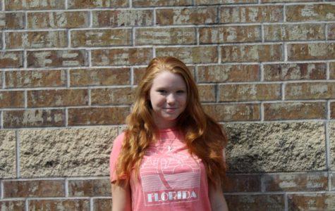 Student spotlight: Haleigh Mcfarland