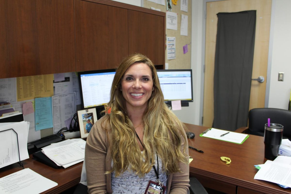 Spotlight: Ms. Ruhd, new Dobie counselor
