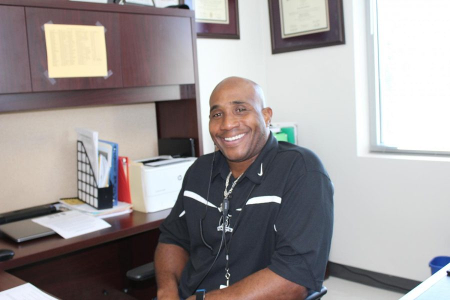 Principal's Corner: Mr. Simmons' thoughts about the new schoolyear
