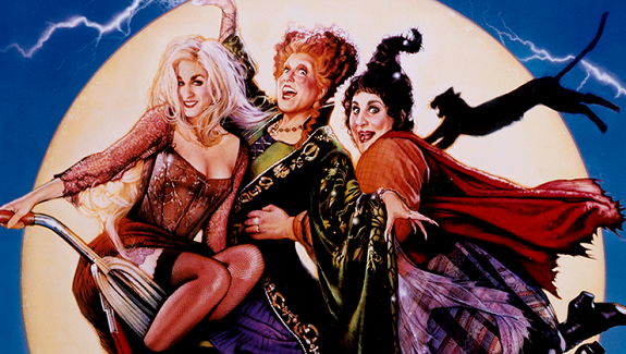 Movie Review:'Hocus Pocus',My favorite Halloween movie