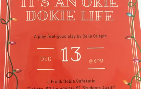 New Play on December 13: It's an Okie Dokie Life