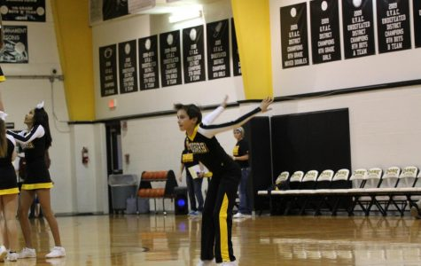 Personal View: Cheering at the first basketball game