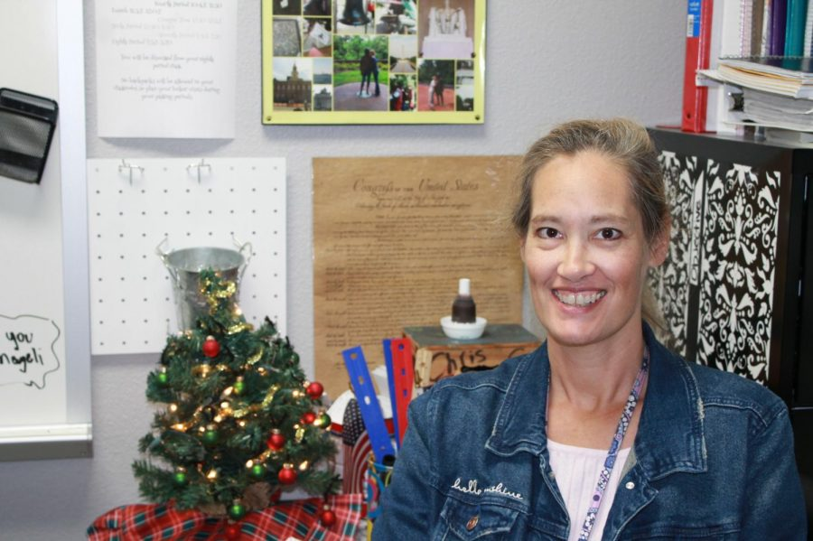 Teacher spotlight: Insight on Ms.Jordiin