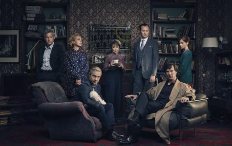 Personal View: Netflix's Sherlock Holmes