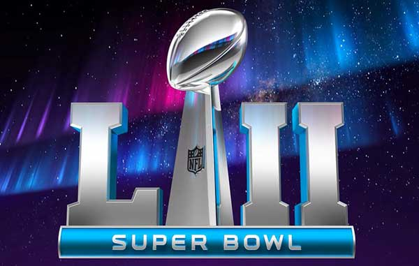Super Bowl LII is just around the corner