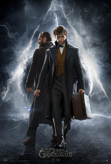 What fans expect for the new Fantastic Beasts movie