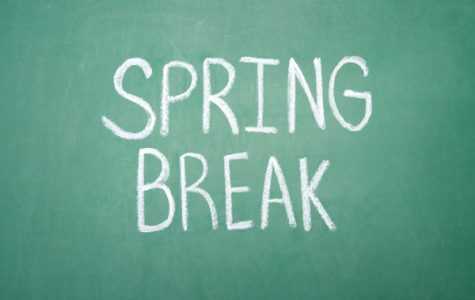Personal View: What I did for spring break