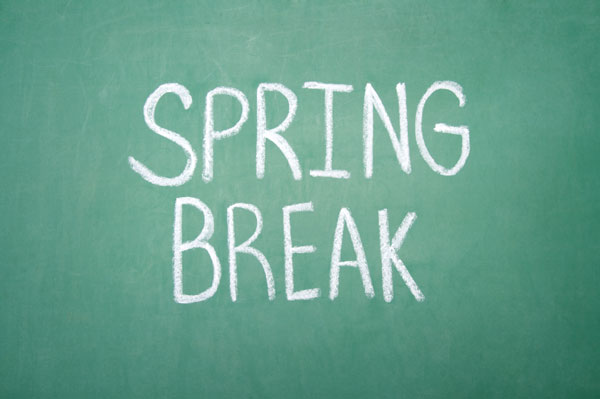 Personal View: Why do we have Spring Break?