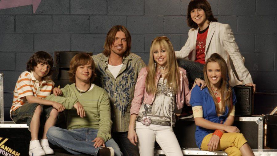 Hannah Montana Throwback