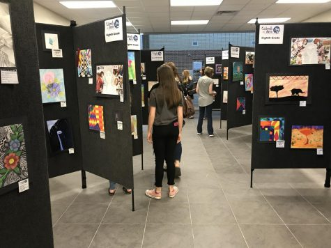 Dobie 8th graders share their favorite memories