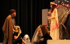 One Act Play Performance Persephone was a hit
