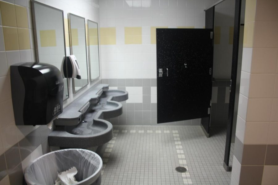 Dobie's restroom mystery solved; student turned in
