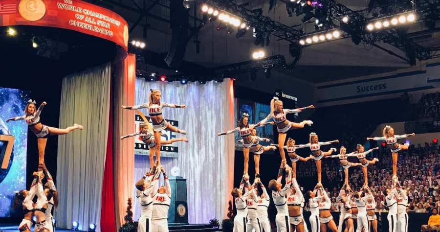 Personal View: Cheerleading World Competition an exciting event
