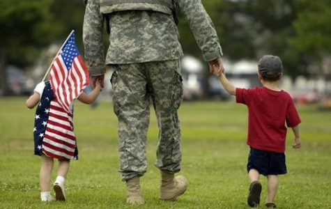 Month of the Military Kids celebrated in April