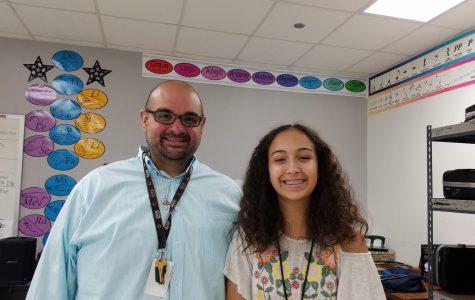 PV: Mr. Contreras- my favorite teacher