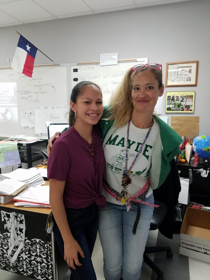 PV: Ms.Jordiin-My Favorite Teacher