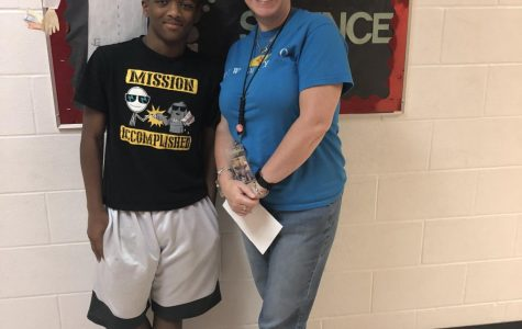PV: Mrs. Reed, my favorite teacher
