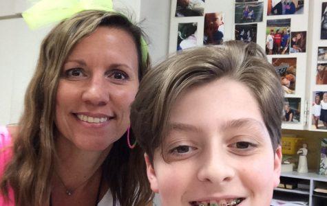 PV: Mrs. Cerulli-My favorite teacher