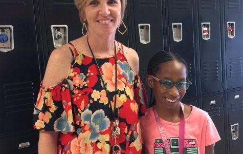 PV: Mrs.Bensch Teacher Appreciation