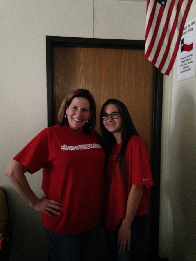 PV: My favorite teacher Mrs. Altamirano