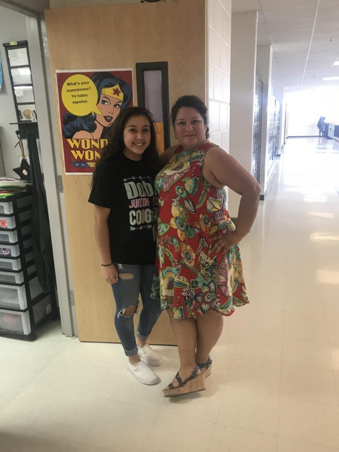 PV: Ms. Mendoza-my favorite teacher