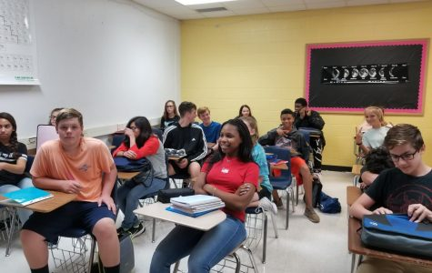 Dobie's student culture can be challenging