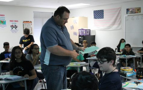Teacher Spotlight: Mr. Bagley