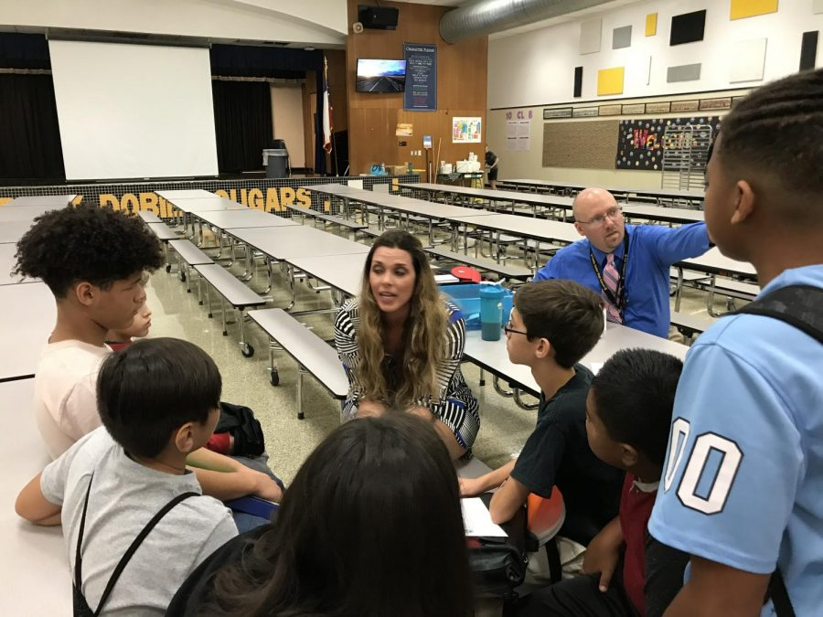 87 students invited to Duke Tip program